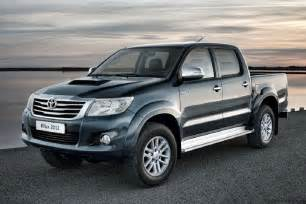Toyota Picap 2012 Toyota Hilux Truck With New Look