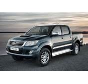 2012 Toyota Hilux Pickup Truck With New Look