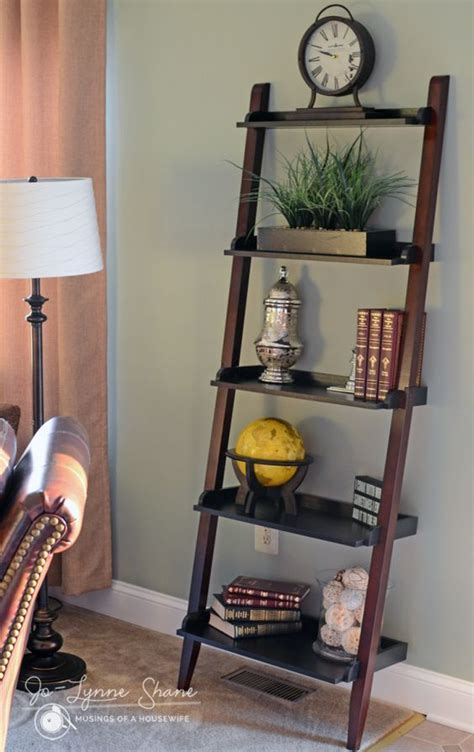 8 DIY Ladder Shelf Decorating Ideas to Style your Home Decor
