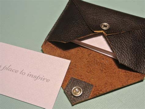 leather business card holder template leather business card holder diy gallery card design and