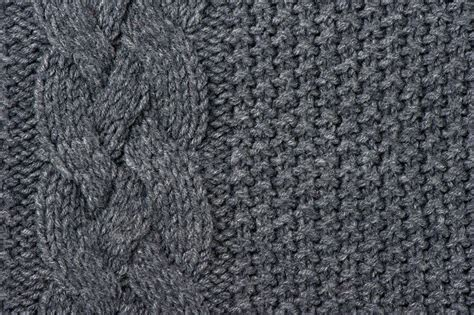 grey knitted wallpaper abstract grey knitted wool background stock photo