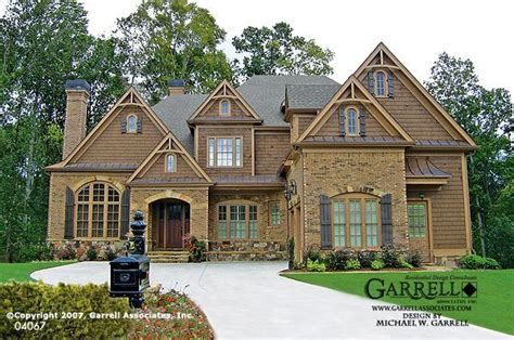 french country house plans part 4 by garrell associates garrell associates inc mayhaven cottage house plan 04067