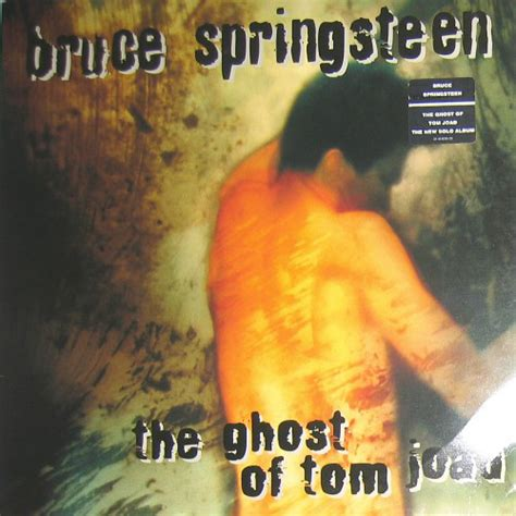 Cd Bruce Springsteen The Ghost Of Tom Joad bruce springsteen the ghost of tom joad vinyl lp album at discogs