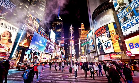 america new york city pic how to see times square without the hassle huffpost
