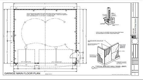 garage floor plans free 30 x 30 garage plans 30 x 40 detached garage 30x30 house plans mexzhouse