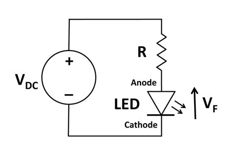 led current limiting resistor circuit the right choice of current limiting resistors for constant voltage led drivers led