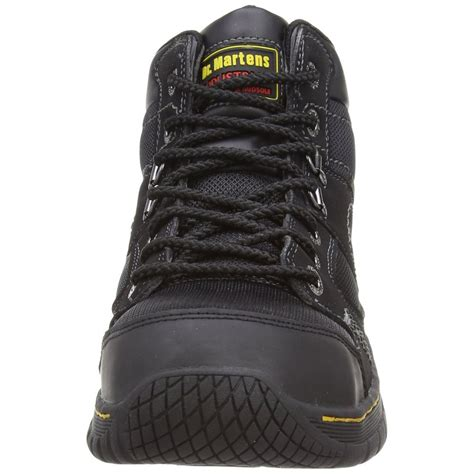 Drfaris Treking Safety Shoes black benham st safety boots army navy stores uk