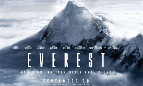 everest film uk rating river deep mountain high everest film review