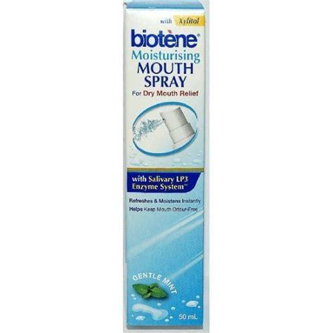 Biotene Moisturizing Spray biotene moisturizing spray 50ml biotene brands