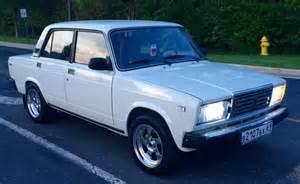 Lada 2107 Price 1988 Lada 2107 Jiguli Vaz 2107 Russian Car 5 Speed Mint No