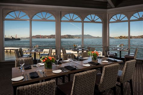 weehawken chart house chart house san francisco san francisco waterfront seafood restaurant dining with a view