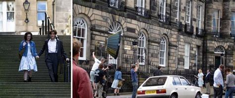 one day film french location film locations film edinburgh edinburgh