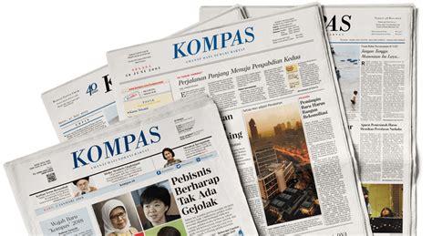 Kerang Kupas evolusi desain koran kompas