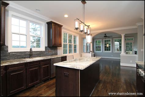 Cabinets Light Granite by Cabinets With Light Granite Best Color Combinations