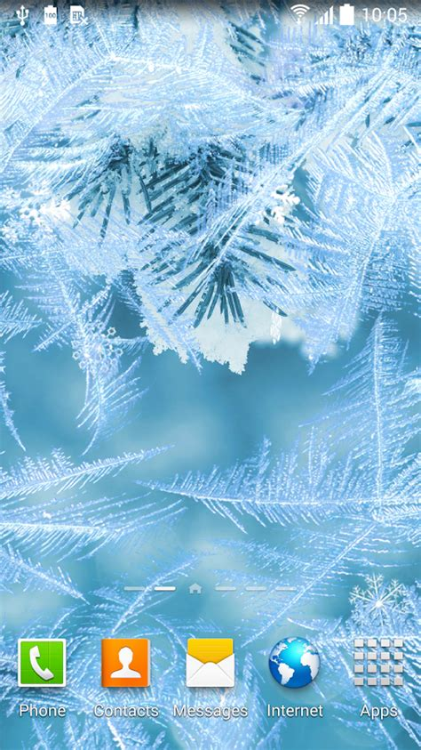 winter wallpaper for android winter live wallpaper android apps on play