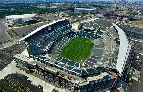 lincoln financial field bowl estadios y sedes de la copa am 233 rica centenario estados