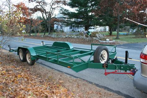 home built car trailer plans home design and style