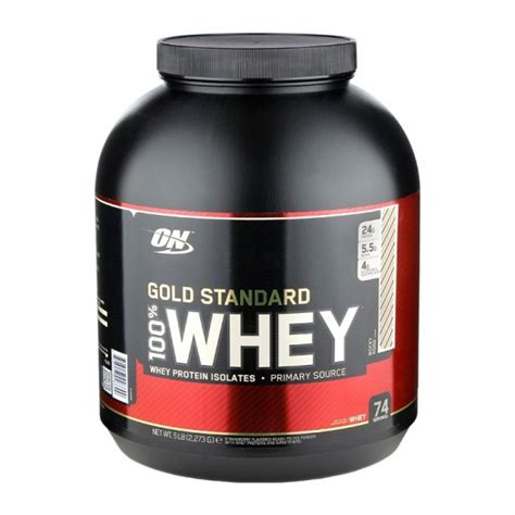 Whey Optimum Nutrition optimum nutrition 100 whey gold rocky road powder protein