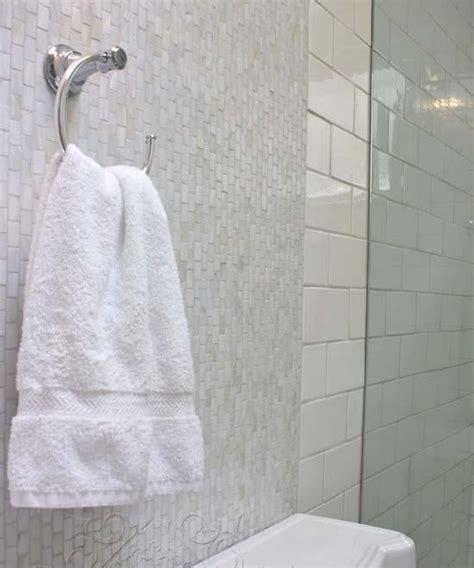mother of pearl tiles bathroom mother of pearl subway tile backsplash seamless shell