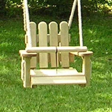 wooden child swing seat the active toy company ltd