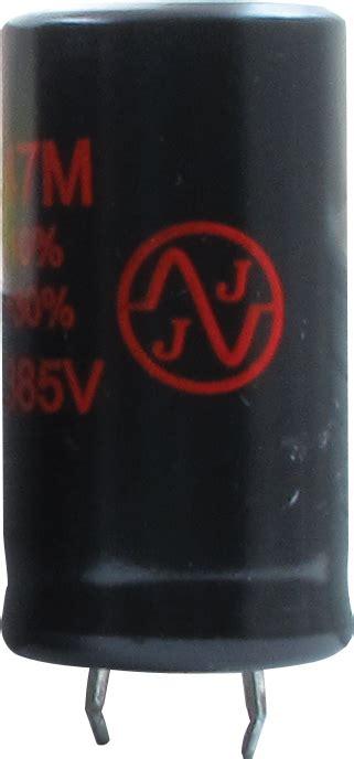 jj capacitors capacitor jj electronics 385v 47 181 f electrolytic antique electronic supply