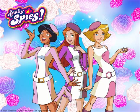 totally spies totally spies images wallpapers hd wallpaper and