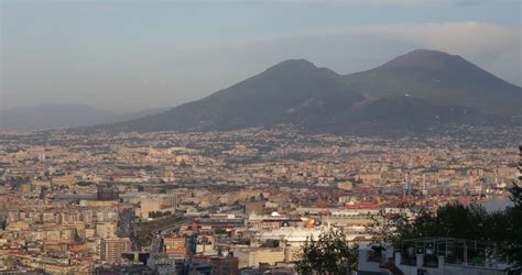 Many From Southern Italy Who Moved To Naples In Search Of Naples Skyline Landscape Italy Luxury Yacht Sailing Boats