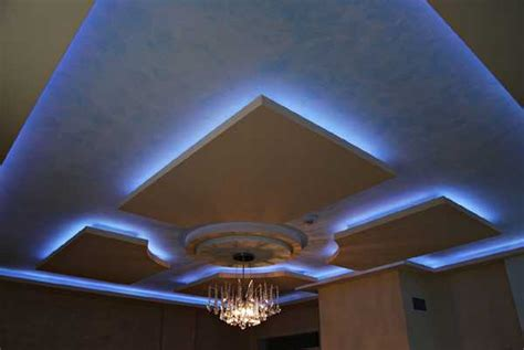 home ceiling lighting design modern ceiling designs with hidden led lighting fixtures