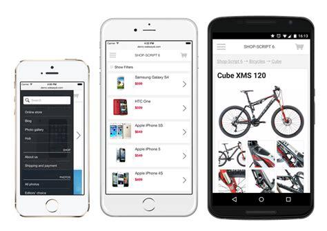 themes mobile site design theme mobile