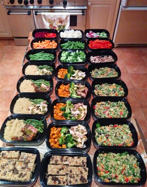 Meal prep for obvious reasons planning is key when it comes to meal