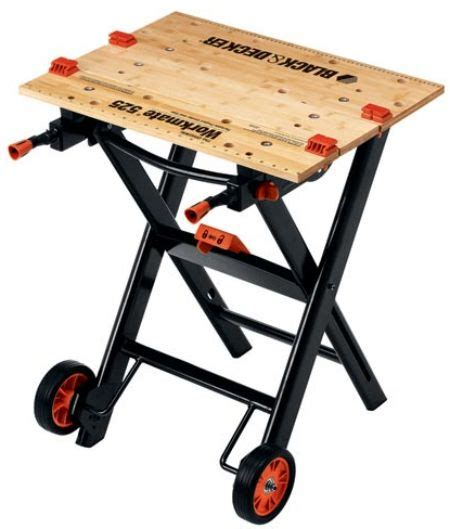 Workmate Reloading Bench Finds Black Amp Decker S Workmate 525 W Hand Truck Toolmonger