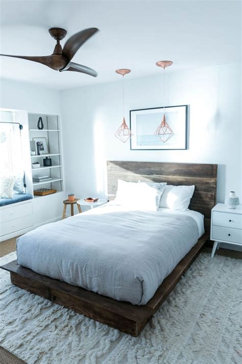 simple bedroom ideas 17 best ideas about diy bed frame on pallet