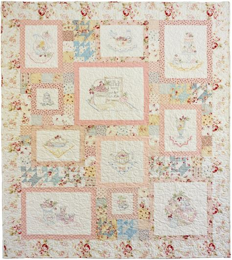 pattern works design studio quilt pattern berry picking party