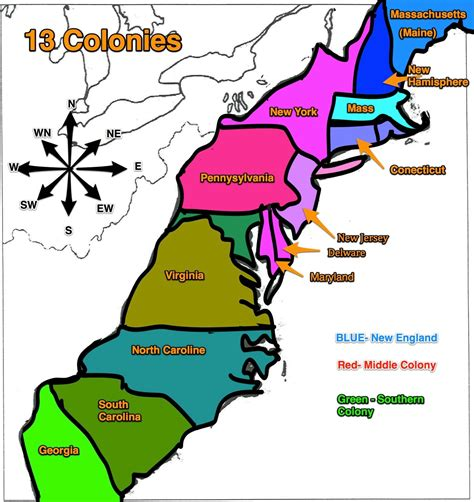 boston map 13 colonies population of the 13 colonies 1750 thinglink