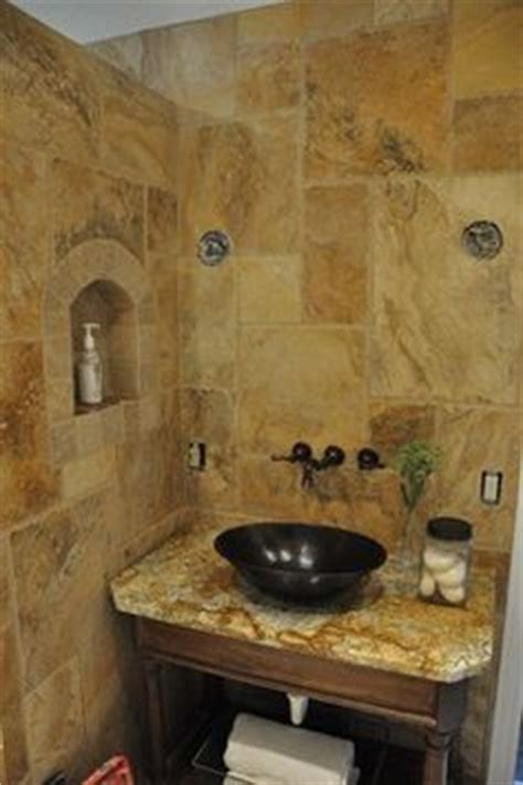 tuscan style bathroom ideas 1000 images about tuscan bathroom ideas on