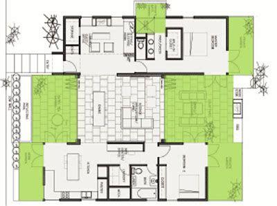 78 best images about breezeway house plans on