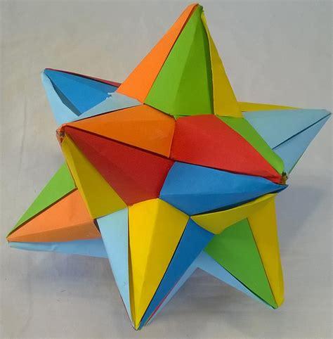 Origami Kit - ezi gami modular origami kit threedy 3d printers