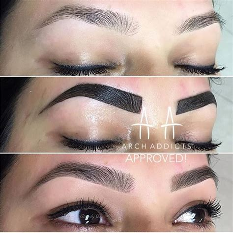henna eyebrow tattoo near me 17 best ideas about eyebrow tinting on korean
