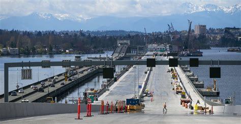 Seattle Mba Bridge new 520 bridge has traveled road to its opening