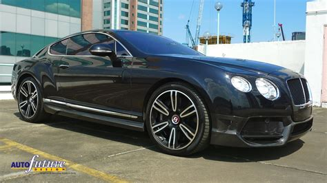 bentley malaysia bentley continental gt super v8 4 0t installed with