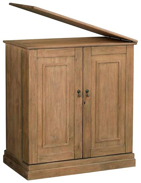 Portable Bar Cabinet 695156 Howard Miller Classic Portable Wine Bar Console Cabinet
