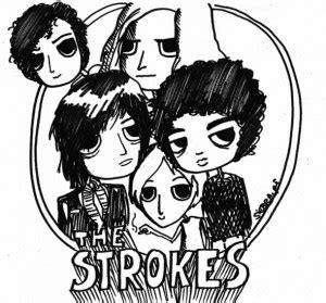 the strokes band quotes quotesgram
