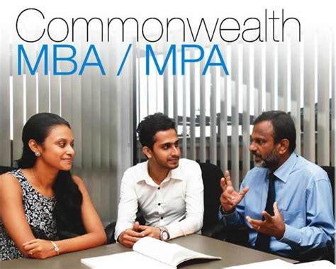 Mba Open Sri Lanka by Sri Lanka Open Mba And Mpa Program Sri Lanka