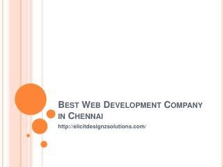 web design company in btm layout ppt web designing training in chennai powerpoint