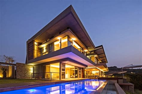 world of architecture dream homes in south africa 6th world of architecture gorgeous modern mansion by