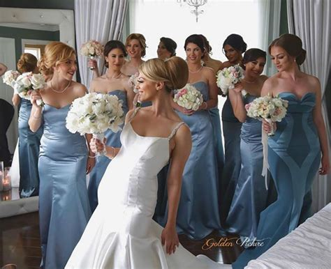bridesmaid colors top trending color themes for bridesmaid dresses 2016 and 2017