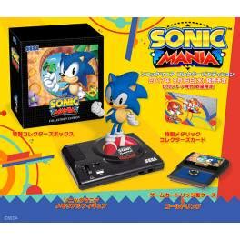 Sonic Mania Collector Edition Ps4 sonic mania collector s edition ps4 nin nin