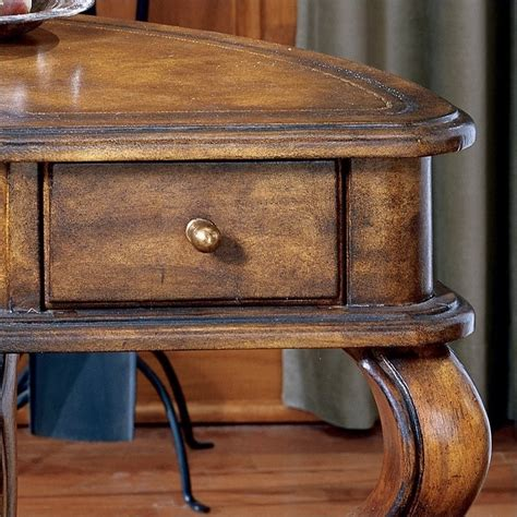 Butler Writing Desk by Butler Specialty Heritage Crescent Wood Writing Desk In