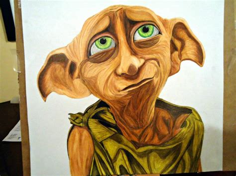 meijer harry potter coloring book dobby laurkinn12
