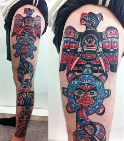 75 uplifting and spiritual haida tattoos ideas for your